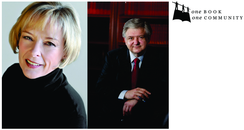 Our OBOC author event includes an armchair discussion between award-winning author Charlotte Gray and famed criminal defence lawyer Edward Greenspan.