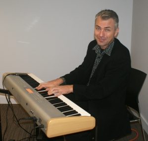 Andriy Tykhonov, director of KW School of Music and Art.