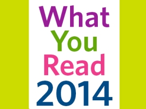 What You Read 2014