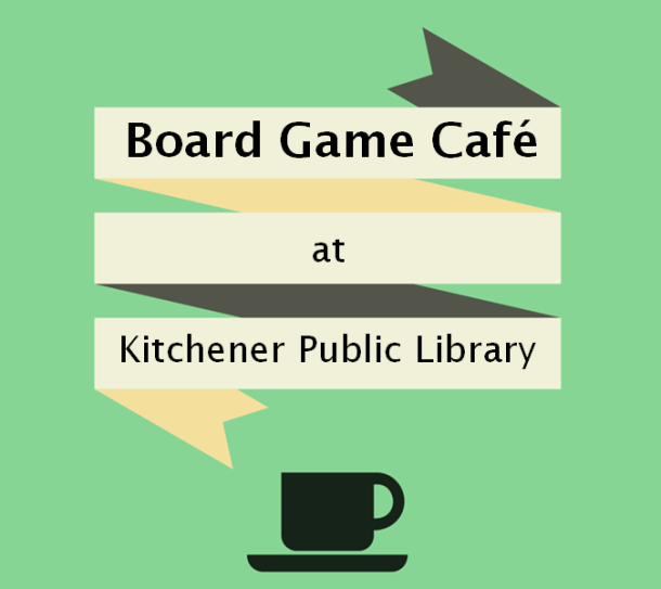 Board Game Cafe Promo Image