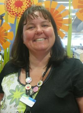 Children's programmer Cheryl