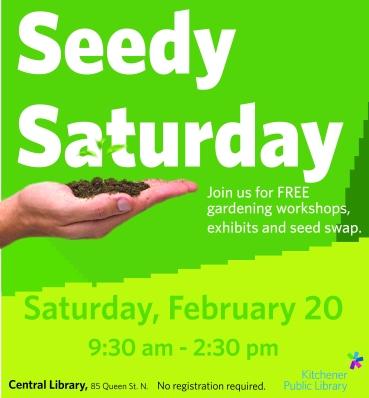 Seedy Saturday_ad