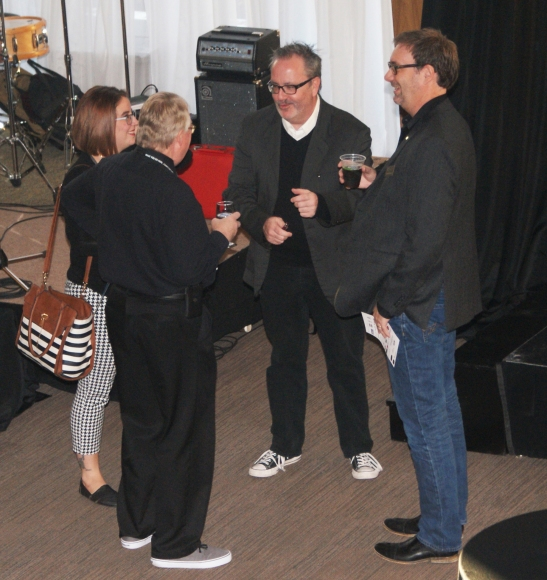 MC Craig Norris and guests