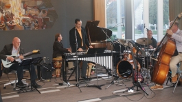 Performance by New Vibes Jazz Quintet
