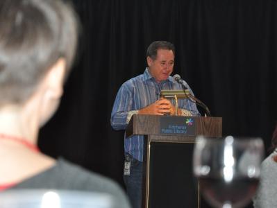 Speaker Steven Woods, Google Senior Engineering Director
