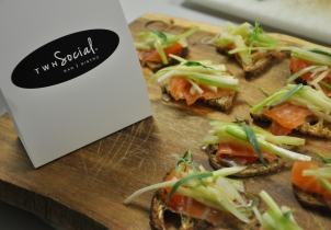 Great food from TWH Social