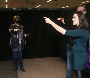 Taking a virtual reality walk through our plans for Studio Central
