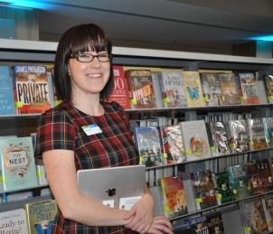 Volunteer Nancy Duncan