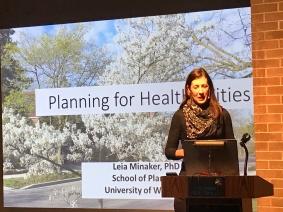Dr. Leia Minaker
