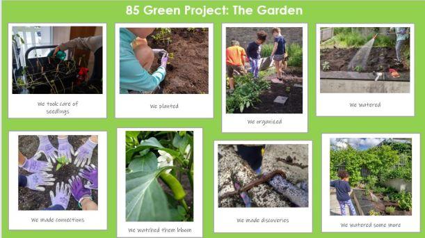 kids garden collage 1