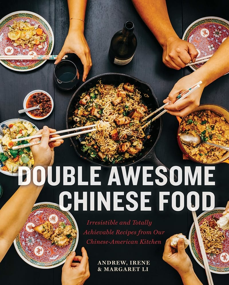 Double Awesome Chinese Food book cover