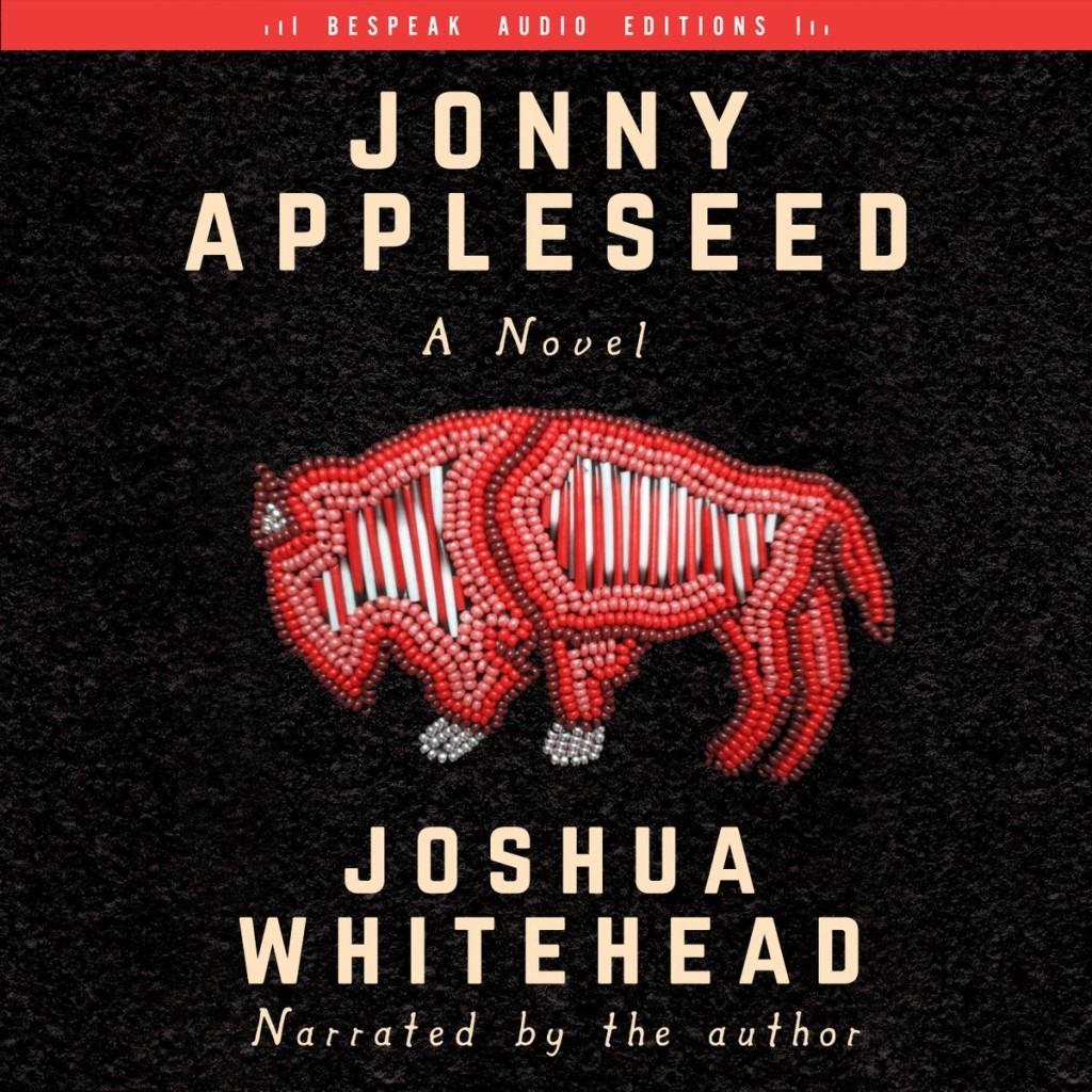 Cover of Joshua Whitehead's book, Jonny Appleseed